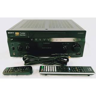 ソニー(SONY)の【美品】ソニー マルチチャンネルインテグレートアンプ TA-DA5500ES(アンプ)