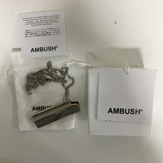 アンブッシュ(AMBUSH)のAMBUSH ライターネックレス(ネックレス)