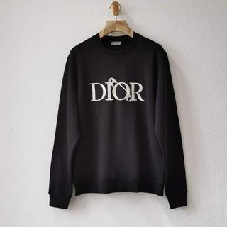 Dior - 【DIOR】DIOR AND JUDY BLAME 刺繍入りオーバーサイズトレー