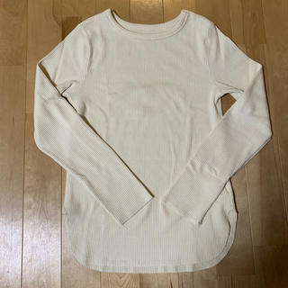 ミスティウーマン(mysty woman)のmysty woman テレコロングTシャツ(Tシャツ(長袖/七分))