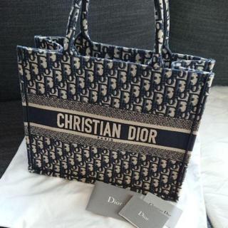 christian dior ブックトート スモールサイズ