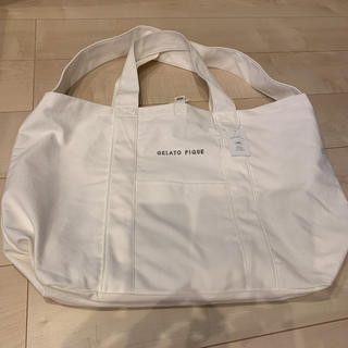 gelato pique - 新品 ジェラートピケ トートバッグ キャンバスバッグ バック 福袋