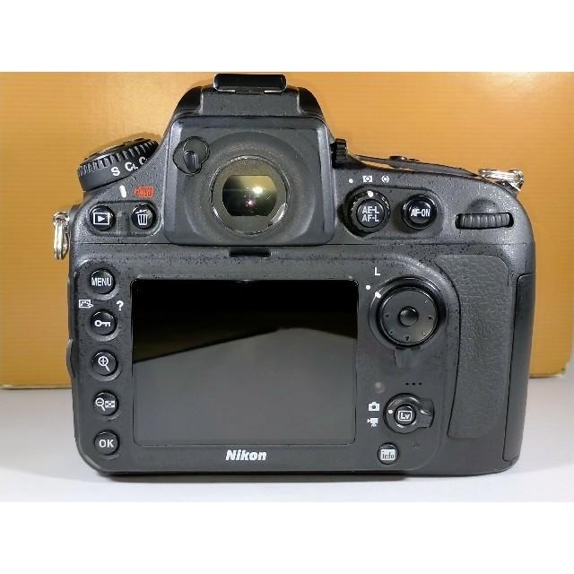Nikon(ニコン)のNikon D800 ボディ 本体 スマホ/家電/カメラのカメラ(デジタル一眼)の商品写真