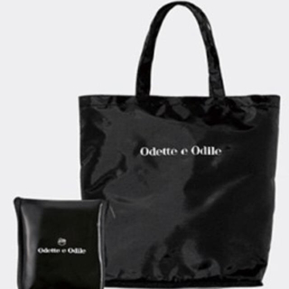 オデットエオディール(Odette e Odile)のMOREモア12月付録オデットエオディールエコバッグ(エコバッグ)
