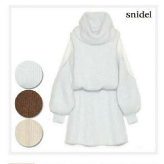 snidel - スナイデル