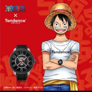 テンデンス(Tendence)の【ONE PIECE】TENDENCE テンデンス 限定品 腕時計(腕時計(アナログ))