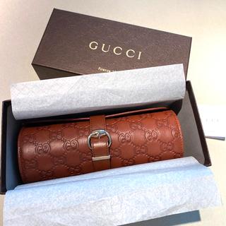 グッチ(Gucci)のお値下げ‼︎未使用!GUCCI◆腕時計ケース◆(腕時計(デジタル))