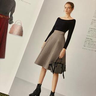 FOXEY - foxey  フォクシー 完売2020 最新作 キルティング スカート