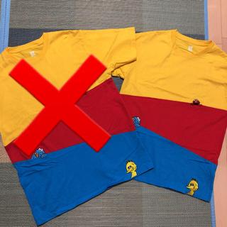 セサミストリート(SESAME STREET)の【グラニフTシャツ】セサミストリート M(Tシャツ(半袖/袖なし))