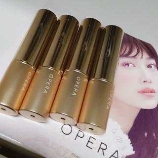 オペラ(OPERA)のオペラ リップティント 4色セット(口紅)