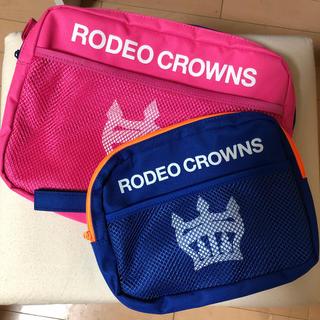 ロデオクラウンズ(RODEO CROWNS)の心愛♡流星様  RODEO CROWNSポーチ(ポーチ)