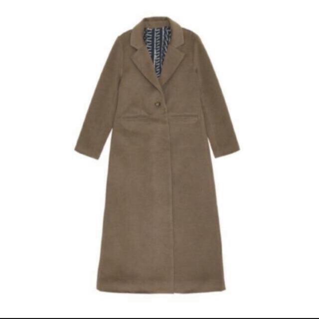 eimy istoire(エイミーイストワール)のエイミーイストワール ロングコート レディースのジャケット/アウター(ロングコート)の商品写真