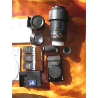 Nikon - Nikon1 V3 プレミアムキット+ FT1+AF-P DX 70-300mm