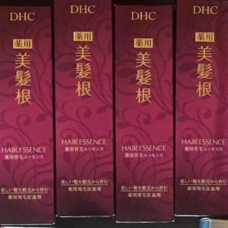 ディーエイチシー(DHC)のDHC 美髪根 4本(スカルプケア)