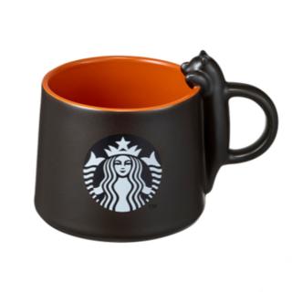 Starbucks Coffee - ※在庫セール※のこりわずか★韓国スタバ★ハロウィン限定★ブラックキャットマグ