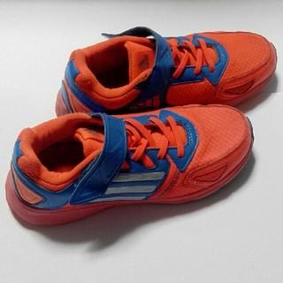 adidas - 子供靴 (アディダス👟21㎝)