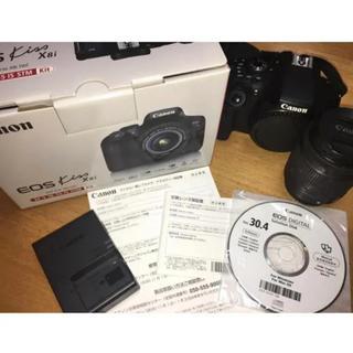 Canon - 【激安】Canon eoskissx8i 一眼レフ カメラ