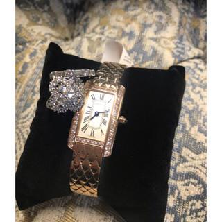 女性用 腕時計 ハイクオリティ PG ケース付き