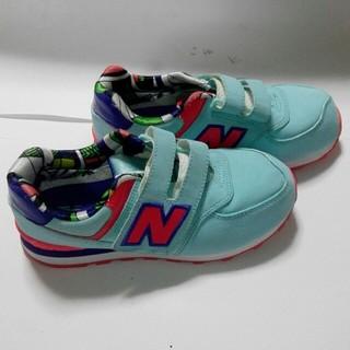 New Balance - 子供靴 (ニューバランス👟20㎝)