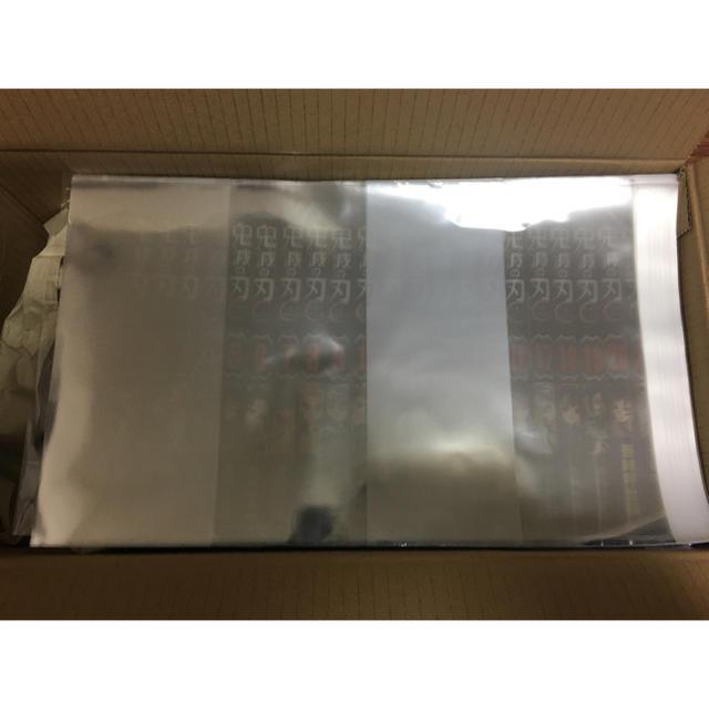 集英社(シュウエイシャ)の鬼滅の刃 1-22巻 ブックカバー付き エンタメ/ホビーの漫画(全巻セット)の商品写真