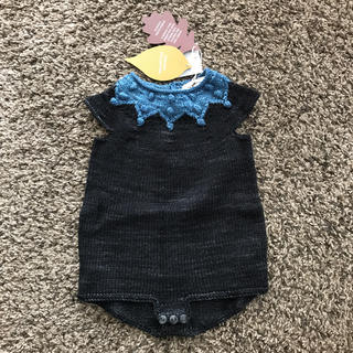 Caramel baby&child  - 新品 未使用 タグ付き Misha&Puff ロンパース