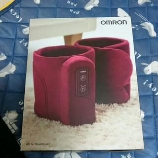オムロン(OMRON)の新品 オムロン エアマッサージャ(マッサージ機)