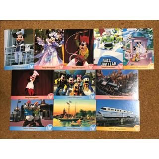 ディズニー(Disney)のディズニー コレクションカード(その他)