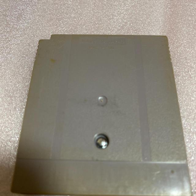 ゲームボーイ(ゲームボーイ)のゲームボーイソフト レッドアリーマー エンタメ/ホビーのゲームソフト/ゲーム機本体(携帯用ゲームソフト)の商品写真