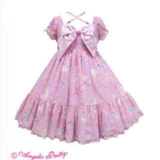 Angelic Pretty - Angelic Pretty Dream Sky ピンクop