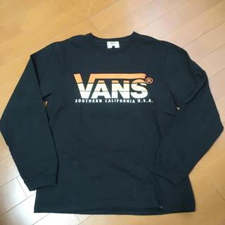 ヴァンズ(VANS)のVANSバンズヴァンズロンT(Tシャツ/カットソー(七分/長袖))