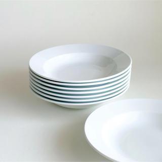 長尾智子さん SOUPs スープ皿22cm 2枚セット(食器)