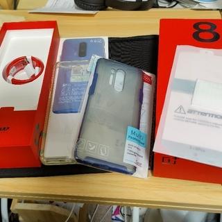 ANDROID - OnePlus 8 Pro ブルー 12/256GB おまけ多数 グローバル版