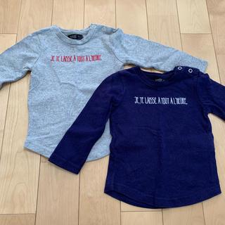 フタフタ(futafuta)の長袖Tシャツ(Tシャツ)