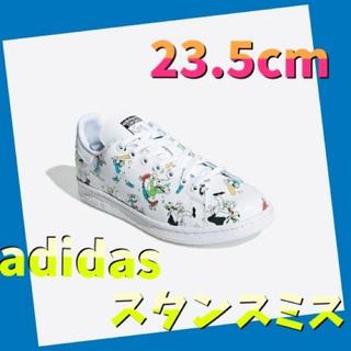adidas - 新品 adidas スタンスミス グッフィーコラボ スニーカー