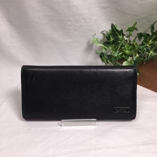 バーバリーブラックレーベル(BURBERRY BLACK LABEL)の定価4万✨BURBERRY BLACK LABEL✨フラップウォレット(長財布)