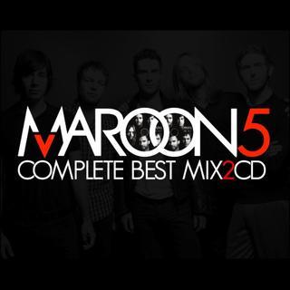 Maroon 5 マルーン5 豪華2枚組42曲 最強 Best MIxCD