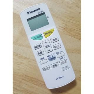 ダイキン(DAIKIN)のDAIKIN エアコン リモコン [型番]ARC468A1(エアコン)