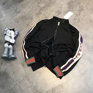 Gucci - リボンジッパージャケット