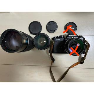 Nikon - Nikon new fm2  + レンズ3本