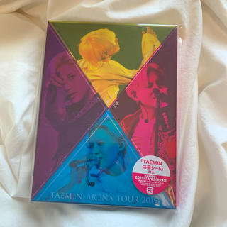 テミン アリーナツアー2019 XTM DVD 初回限定盤  shinee