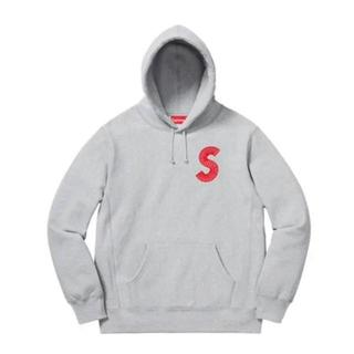 Supreme - Supreme S Logo Hooded Sweatshirt