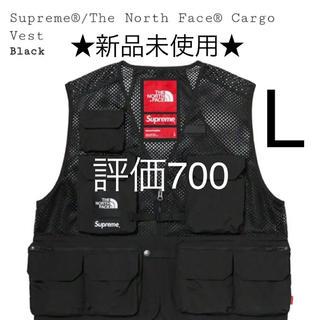 Supreme - Lサイズ Supreme The North Face Cargo Vest