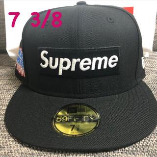 シュプリーム(Supreme)の木村拓哉 supreme newera キャップ boxロゴ シュプリーム (キャップ)
