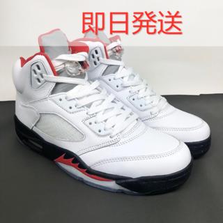 ☆決算セール☆ Air Jordan 5  FIRE RED  27CM