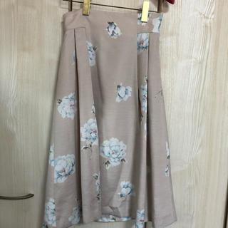 WILLSELECTION - ウィルセレクション  花柄スカート