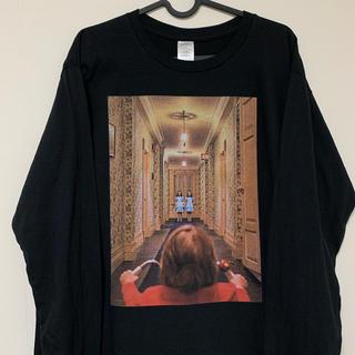 THE SHINING ロンT ロング Tシャツ 黒