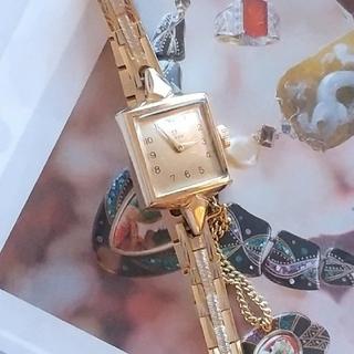 OMEGA - ⭐OH済 金張り 極希少 オメガ 新品ベルト アラビア レディース 腕時計 着物