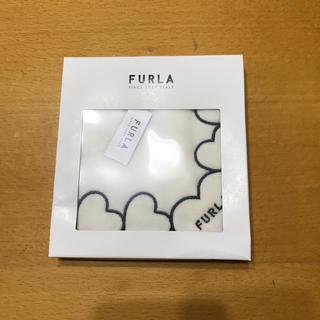 フルラ(Furla)のフルラ箱入りタオルハンカチ(ハンカチ)