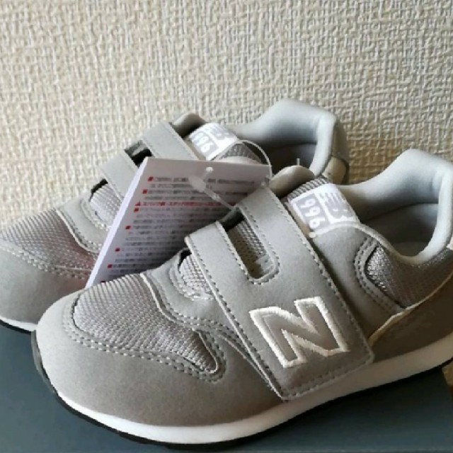 New Balance(ニューバランス)のニューバランス996  キッズ/ベビー/マタニティのキッズ靴/シューズ(15cm~)(スニーカー)の商品写真