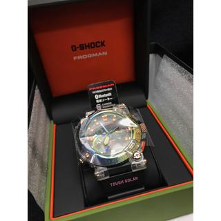 ジーショック(G-SHOCK)のCASIO G-SHOCK FROGMAN GWF-A1000BRT-1AJR (腕時計(アナログ))